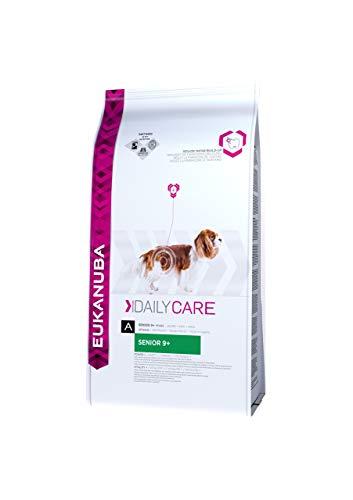 Eukanuba Daily Care Senior 9+ Trockenfutter - Spezialfutter für ältere Hunde...