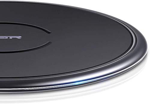 ESR Wireless Charger Ladepad, 10W/7.5W Kabelloses Ladegerät kompatibel mit...