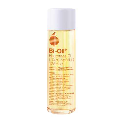 Bi-Oil Mama Hautpflege-Öl (100% natürlich), 125 ml