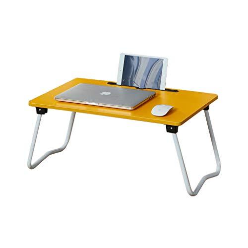 XUQIANG Laptop-Bett, Tisch, Schreibtisch Faltbare bewegliche Stehen Schreibtisch...