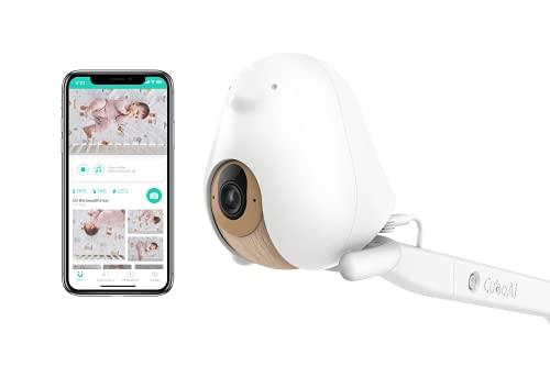 Cubo Ai Plus Smart Babyphone und 3-Ständer-Set   HD-Nachtsichtkamera mit...