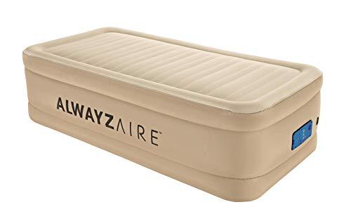 Bestway AlwayzAire Einzelbett Luftbett selbstaufblasend mit eingebauter...