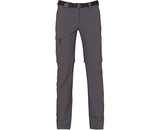 Bergson Damen Zip-Off Funktionshose Bennett (Slim fit) - Outdoorhose, Radhose,...