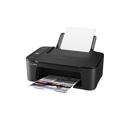 Canon Farbtintenstrahldrucker PIXMA TS3450 Multifunktionsgerät DIN A4 (Scanner,...