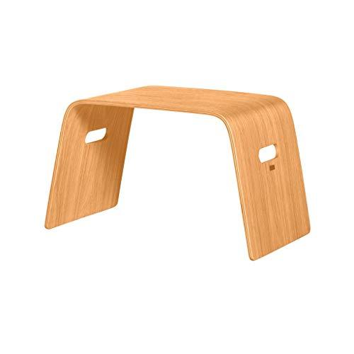 XUQIANG Holz Laptop-Bett-Tabellen-Schreibtisch-bewegliches Frühstück Sofa...