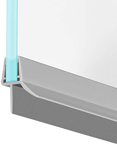 MAALIMA - Duschkabinen Duschwand Duschtür Dichtung grau universal |...