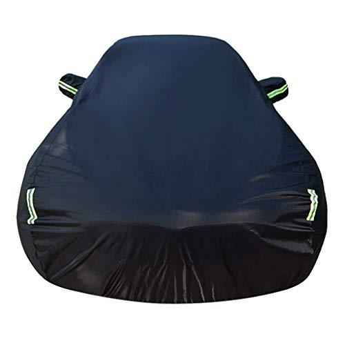 SjYsXm Atmungsaktiv Autoabdeckung Kompatibel mit Seat Arosa (6H) Hatchback...