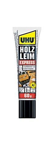 Uhu 45730 - Holzleim Express, 60 g