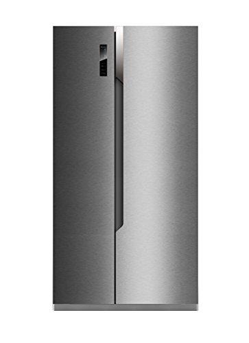 Hisense SBS518A+EL Side-by-Side/A+/178.6 cm Höhe/411 kWh/Jahr/339 L...