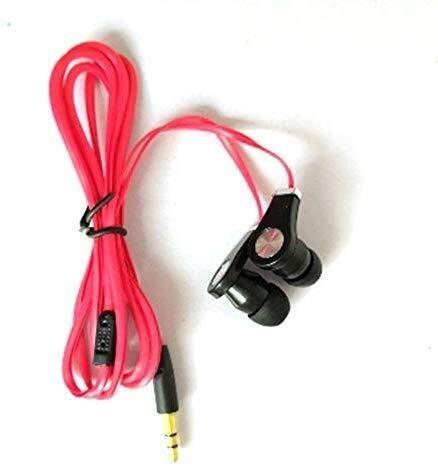 Kopfhörer In-Ohr Bass Earbuds Stereo HiFi Lautstärkeregler 3.7mm for...