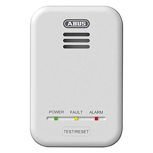 ABUS Gasmelder GWM100ME für Gasthermen - Erdgas (Methan) / Stadtgas -...