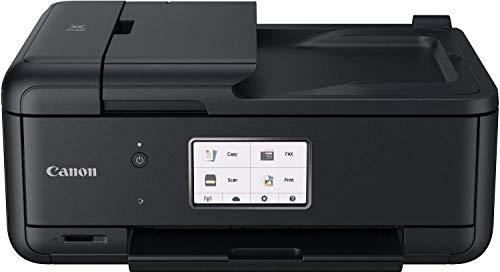 Canon PIXMA TR8550 Drucker Farbtintenstrahl Multifunktionsgerät All-in-One DIN...