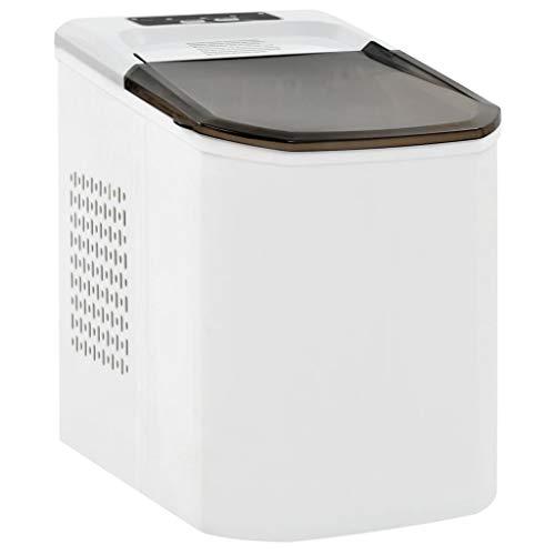 Eiswürfelbereiter Weiß 1,4 L 15 kg / 24 h