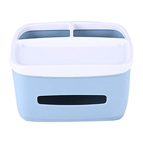 N/A Schrubben Ihren Desktop Multifunktions-Toilettenpapier Karton Kunststoff...