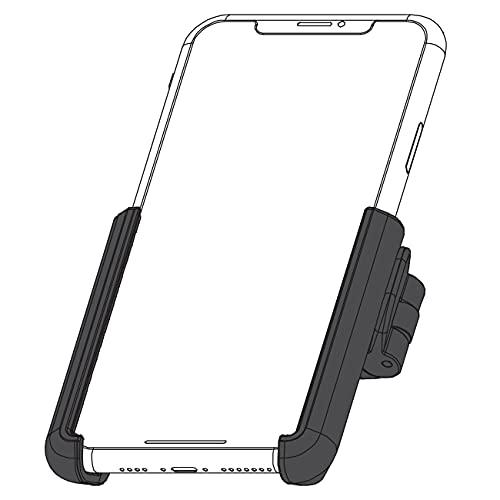 NC-17 3D One-Click Mount für Montage mittig zum Vorbau/Smartphone und Handy...