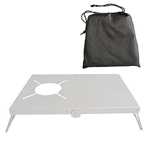 conpoir Campingtisch Klappherd Ständer Halterung Halter Aluminiumlegierung...