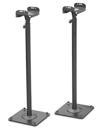 DRALL INSTRUMENTS 2 Stück Boxenständer aus Metall Lautsprecherständer Box...