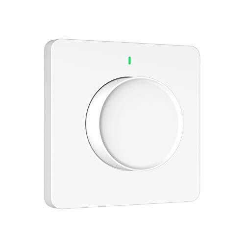 Orbecco Smart Dimmschalter, 2,4GHz WLAN LED Dimmer Lichtschalter APP...