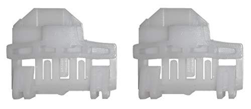Twowinds - 8D0837461 2x Reparatur clips für elektrische Fensterheber, Links...