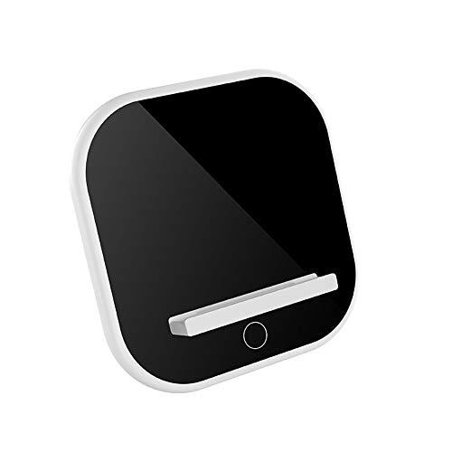 Wireless Charger Ladepad 7.5W ZRSA kabelloses Desktop-Ladegerät für iPhone,...