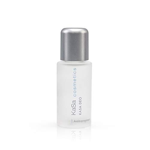 KaSa cosmetics Deo  - Antitranspirant gegen Schwitzen, 30 ml