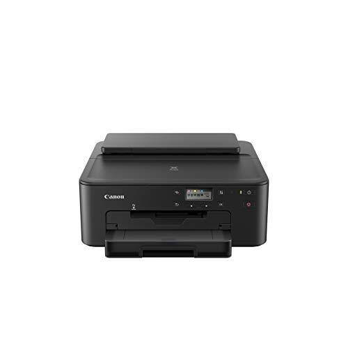 Canon PIXMA TS705 Drucker Tintenstrahl DIN A4 (WLAN, LAN, 5 separate Tinten,...