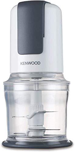 Kenwood CH580 Universalzerkleinerer, Elektrisch, Quad Blade-System, Weiß, 500...