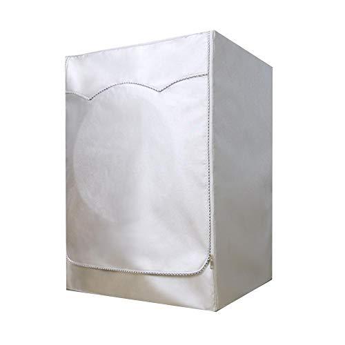 bulrusely Waschmaschinenabdeckung - Abdeckung Für...
