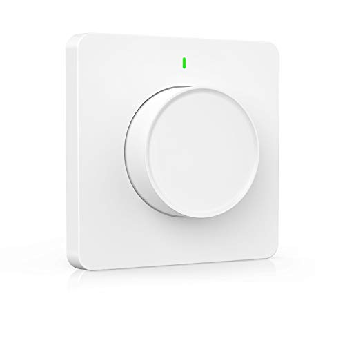 Alexa Dimmer Maxcio, Smart Wlan Lichtschalter, WiFi LED Dimmer Schalter Rotate...