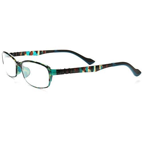 Retro, ultraleichte Computerbrille mit Blaulichtfilter, transparenter UV-Schutz...
