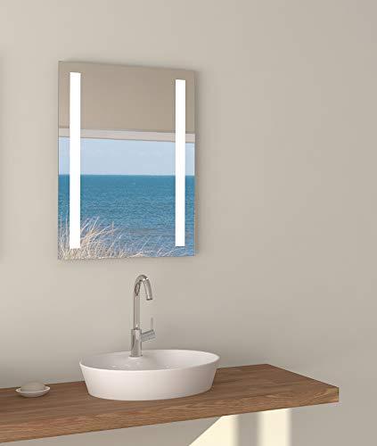 Talos Horizon 50x 70 cm-Lichtfarbe 4200K-Modernes Design, Glas, Aluminium,...