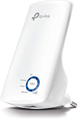 TP-Link TL-WA850RE WLAN Repeater (300 Mbit/s, WLAN Verstärker, App Steuerung,...