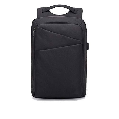 Beiläufiger Rucksack des Wasserdichten Geschäfts des Aufladenden Computers Der...