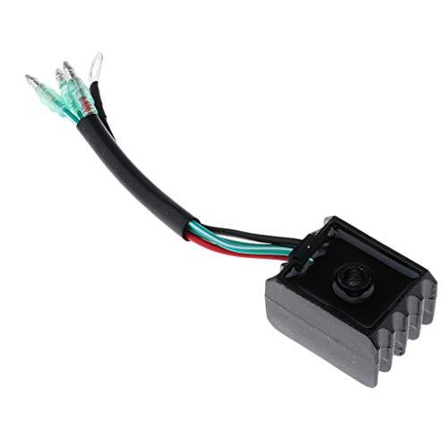 SDENSHI Hochwertiger Gleichrichter Spannungsregler für Yamaha 15-60 PS...