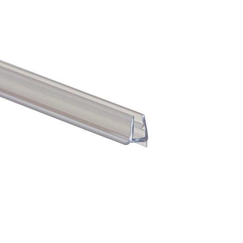 Schulte D2971 Horizontal Dichtung, transparent, 120 cm