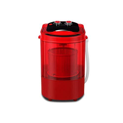 GAONAN Mini Einzel-Wanne Waschmaschine, 4,5 kg Rotary Halbautomatische Leicht...