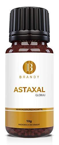 Brandy - Astaxanthin - Regeneration, Sonne, Kreislauf, Zellenergie - 100%...