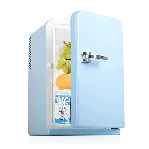 Z-DYQ Tragbarer Kühlschrank Kompakter Kühlschrank Einzeltür Mini-Kühlschrank...