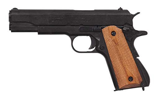 Denix 45er-Colt Government m.Holz M1911 A1 Automatic