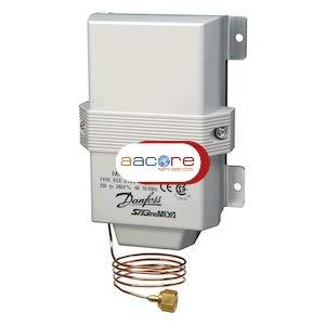 Für Einphasenventilator (mit Druckeingang) DANFOSS RGE-Z1Q4-7DS 061H3009 |...