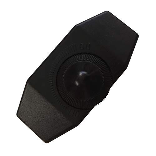 LED Dimmer (Schnur-Drehdimmer) 1-60 Watt stufenlos dimmbar / dimmen für...