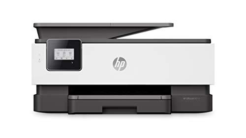 HP OfficeJet 8012 Multifunktionsdrucker (HP Instant Ink, A4, Drucker, Scanner,...