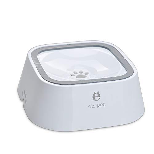 Songway Wassernapf für Hunde und Katzen, spritzwassergeschützt, 1,5 l,...