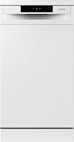 Gorenje GS 52010 W SmartFlex Essential/Freistehender Geschirrspüler/A++/9...