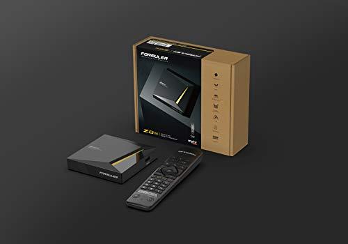 Formuler Z8 Pro 4K Multimedia-Set-Top-Box mit Android mit MyTV Online2