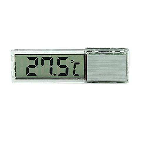 PetKids LCD-Thermometer, digital, Thermometer mit Sensor für Aquarium,...