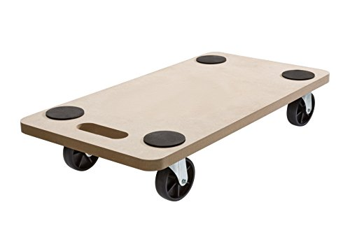1 Stück Rollbrett Transportrolle Möbelroller Roller Transporter 200kg