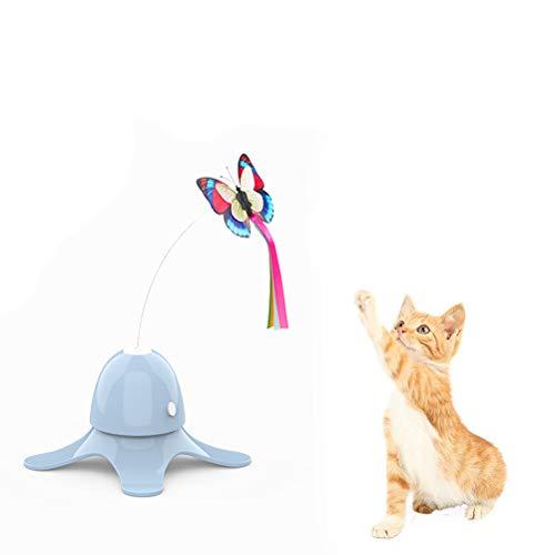 Sahgsa Elektrische Schmetterling Haustier Spielzeug automatische lustige...