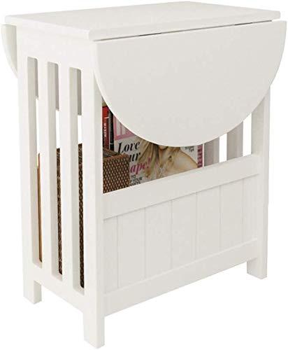 NYDZ Tisch Sofa Beistelltisch klein Couchtisch schlicht Wohnzimmer drehbar...