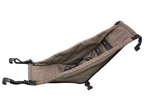 Croozer Unisex– Babys Kindersitz-3092025002 Kindersitz, sandgrau, One Size